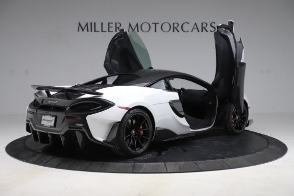 Used 2019 McLaren 600LT Coupe for sale $237,900 at Alfa Romeo of Westport in Westport CT 06880 13
