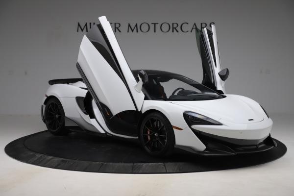 Used 2019 McLaren 600LT Coupe for sale $237,900 at Alfa Romeo of Westport in Westport CT 06880 14