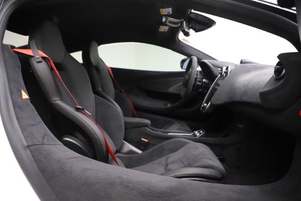 Used 2019 McLaren 600LT Coupe for sale $237,900 at Alfa Romeo of Westport in Westport CT 06880 15
