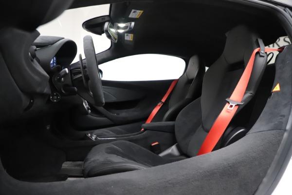 Used 2019 McLaren 600LT Coupe for sale $237,900 at Alfa Romeo of Westport in Westport CT 06880 17