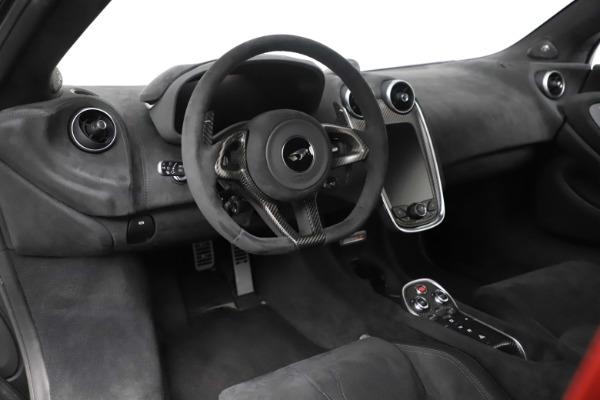 Used 2019 McLaren 600LT Coupe for sale $237,900 at Alfa Romeo of Westport in Westport CT 06880 19