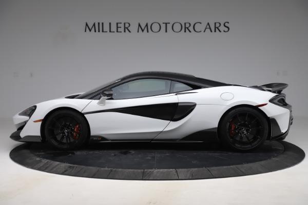 Used 2019 McLaren 600LT Coupe for sale $237,900 at Alfa Romeo of Westport in Westport CT 06880 2