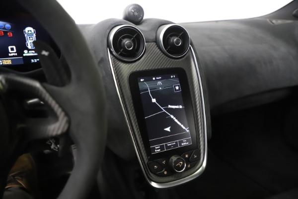 Used 2019 McLaren 600LT Coupe for sale $237,900 at Alfa Romeo of Westport in Westport CT 06880 22