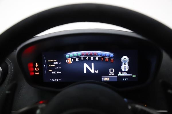 Used 2019 McLaren 600LT Coupe for sale $237,900 at Alfa Romeo of Westport in Westport CT 06880 23