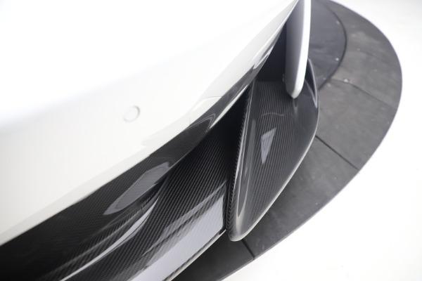 Used 2019 McLaren 600LT Coupe for sale $237,900 at Alfa Romeo of Westport in Westport CT 06880 27