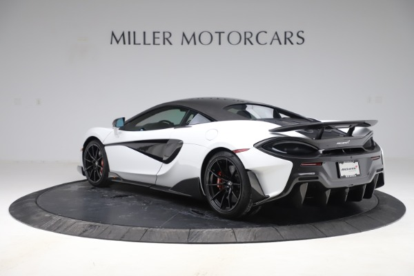 Used 2019 McLaren 600LT Coupe for sale $237,900 at Alfa Romeo of Westport in Westport CT 06880 3