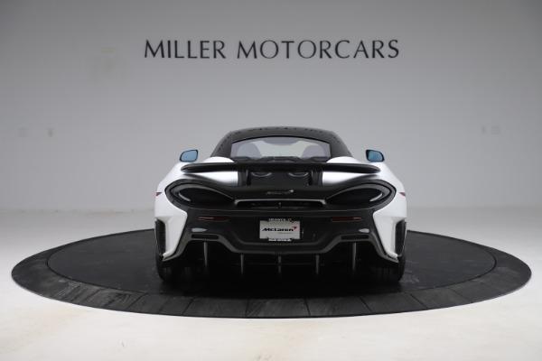 Used 2019 McLaren 600LT Coupe for sale $237,900 at Alfa Romeo of Westport in Westport CT 06880 4