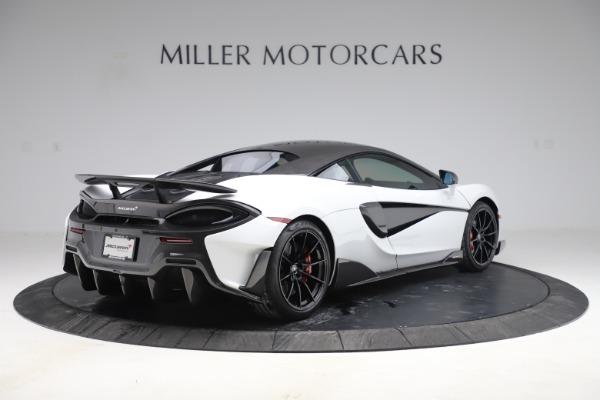 Used 2019 McLaren 600LT Coupe for sale $237,900 at Alfa Romeo of Westport in Westport CT 06880 5