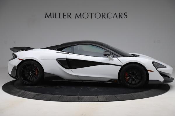 Used 2019 McLaren 600LT Coupe for sale $237,900 at Alfa Romeo of Westport in Westport CT 06880 6