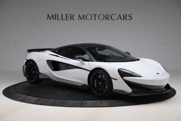 Used 2019 McLaren 600LT Coupe for sale $237,900 at Alfa Romeo of Westport in Westport CT 06880 7