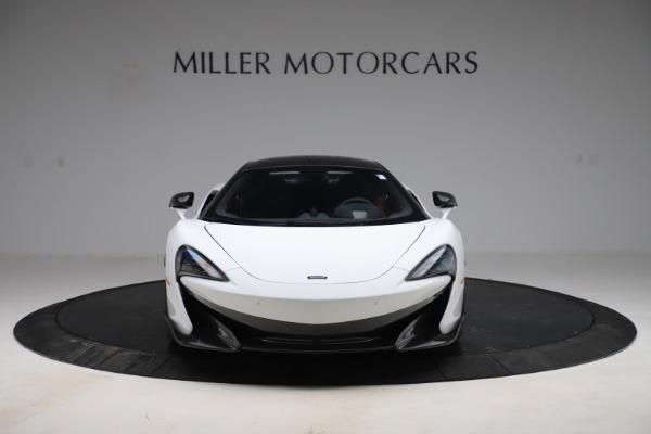 Used 2019 McLaren 600LT Coupe for sale $237,900 at Alfa Romeo of Westport in Westport CT 06880 8