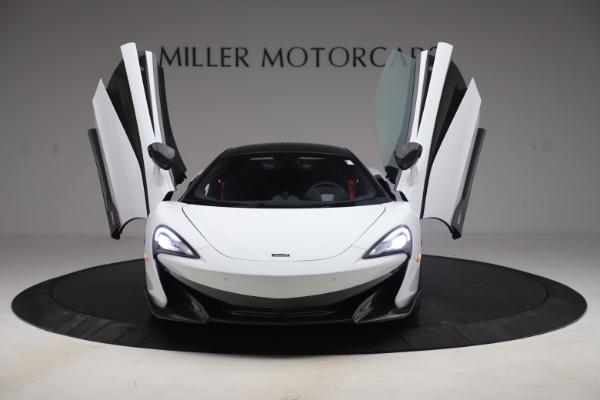 Used 2019 McLaren 600LT Coupe for sale $237,900 at Alfa Romeo of Westport in Westport CT 06880 9