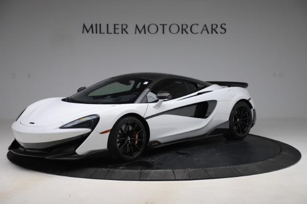 Used 2019 McLaren 600LT Coupe for sale $237,900 at Alfa Romeo of Westport in Westport CT 06880 1