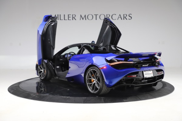 New 2020 McLaren 720S Spider Convertible for sale $364,090 at Alfa Romeo of Westport in Westport CT 06880 12