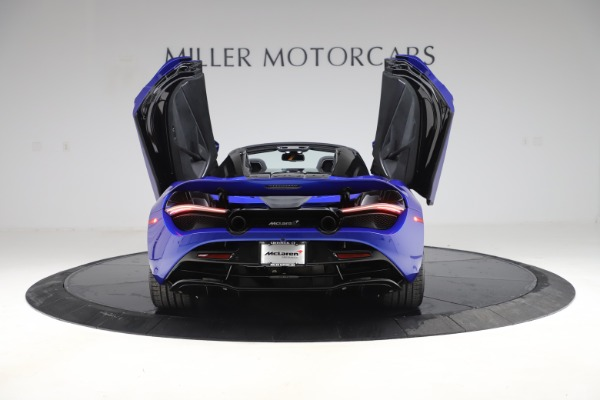 New 2020 McLaren 720S Spider Convertible for sale $364,090 at Alfa Romeo of Westport in Westport CT 06880 13
