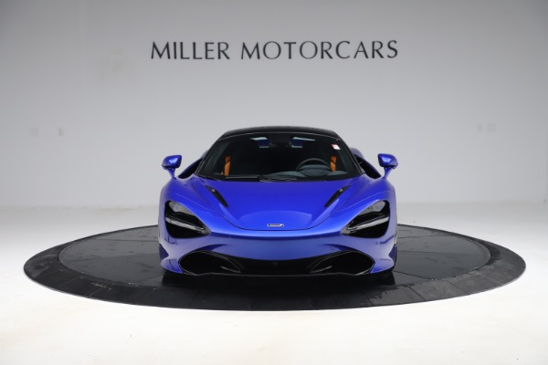 New 2020 McLaren 720S Spider Convertible for sale $364,090 at Alfa Romeo of Westport in Westport CT 06880 17