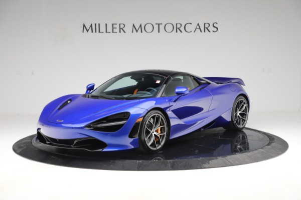 New 2020 McLaren 720S Spider Convertible for sale $364,090 at Alfa Romeo of Westport in Westport CT 06880 18