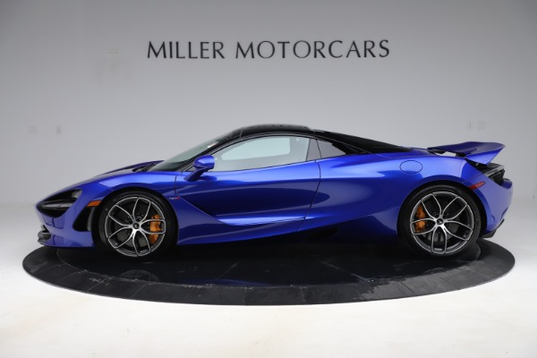 New 2020 McLaren 720S Spider Convertible for sale $364,090 at Alfa Romeo of Westport in Westport CT 06880 19
