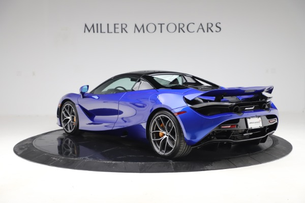 New 2020 McLaren 720S Spider Convertible for sale $364,090 at Alfa Romeo of Westport in Westport CT 06880 20