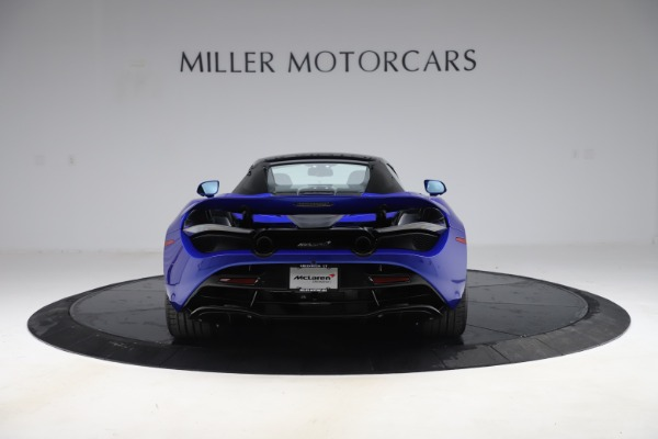 New 2020 McLaren 720S Spider Convertible for sale $364,090 at Alfa Romeo of Westport in Westport CT 06880 21