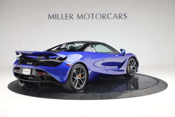 New 2020 McLaren 720S Spider Convertible for sale $364,090 at Alfa Romeo of Westport in Westport CT 06880 22