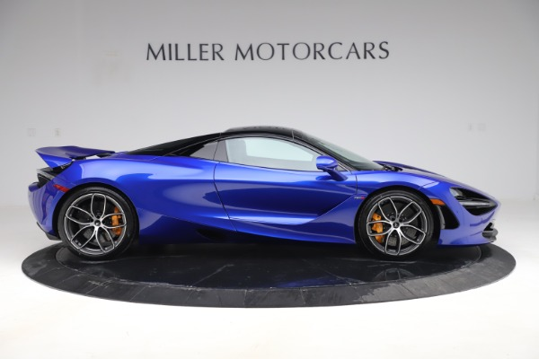 New 2020 McLaren 720S Spider Convertible for sale $364,090 at Alfa Romeo of Westport in Westport CT 06880 23