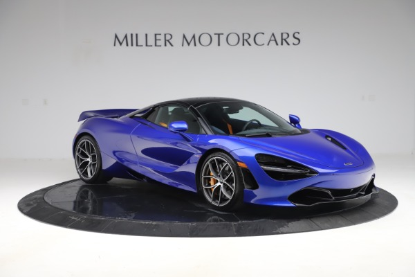 New 2020 McLaren 720S Spider Convertible for sale $364,090 at Alfa Romeo of Westport in Westport CT 06880 24
