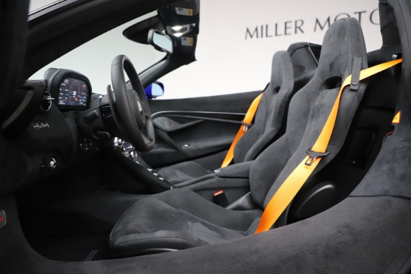 New 2020 McLaren 720S Spider Convertible for sale $364,090 at Alfa Romeo of Westport in Westport CT 06880 28