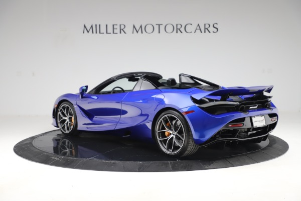 New 2020 McLaren 720S Spider Convertible for sale $364,090 at Alfa Romeo of Westport in Westport CT 06880 3