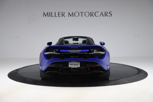 New 2020 McLaren 720S Spider Convertible for sale $364,090 at Alfa Romeo of Westport in Westport CT 06880 4