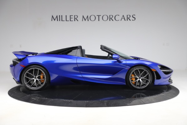 New 2020 McLaren 720S Spider Convertible for sale $364,090 at Alfa Romeo of Westport in Westport CT 06880 6