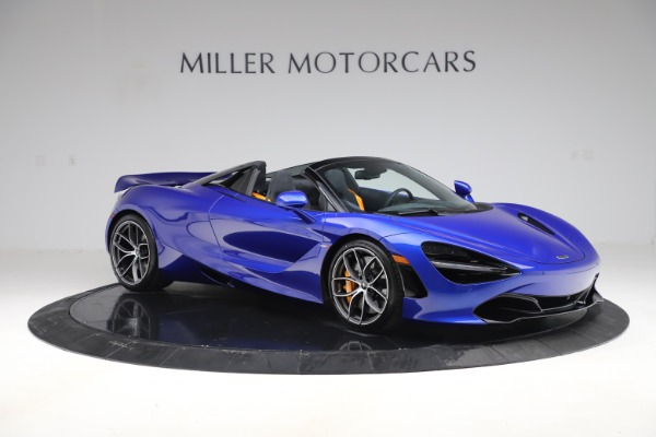 New 2020 McLaren 720S Spider Convertible for sale $364,090 at Alfa Romeo of Westport in Westport CT 06880 7