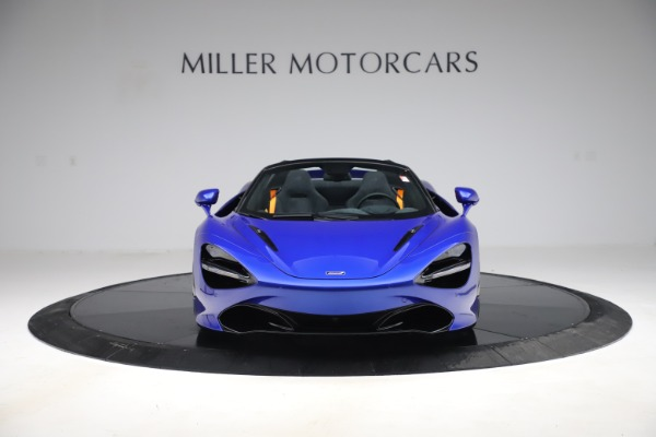 New 2020 McLaren 720S Spider Convertible for sale $364,090 at Alfa Romeo of Westport in Westport CT 06880 8