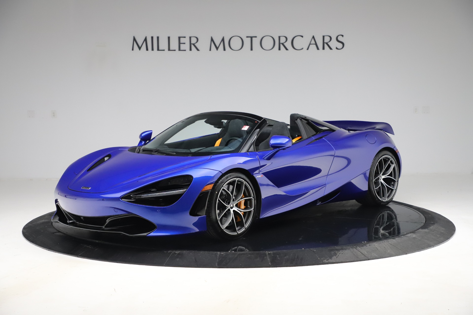 New 2020 McLaren 720S Spider Convertible for sale $364,090 at Alfa Romeo of Westport in Westport CT 06880 1