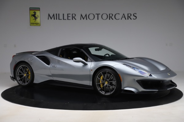 Used 2019 Ferrari 488 Pista for sale Sold at Alfa Romeo of Westport in Westport CT 06880 10