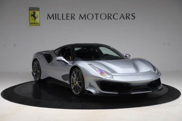 Used 2019 Ferrari 488 Pista for sale Sold at Alfa Romeo of Westport in Westport CT 06880 11