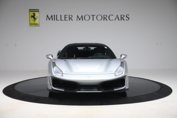 Used 2019 Ferrari 488 Pista for sale Sold at Alfa Romeo of Westport in Westport CT 06880 12