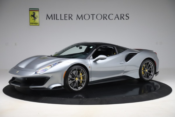 Used 2019 Ferrari 488 Pista for sale Sold at Alfa Romeo of Westport in Westport CT 06880 2