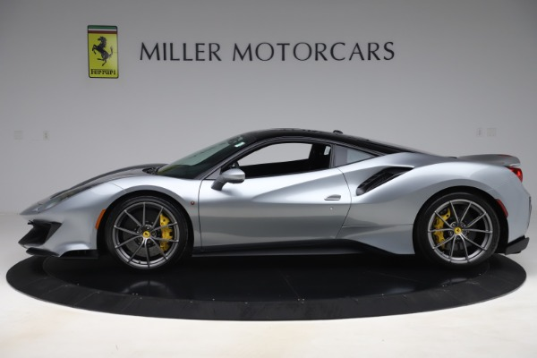 Used 2019 Ferrari 488 Pista for sale Sold at Alfa Romeo of Westport in Westport CT 06880 3