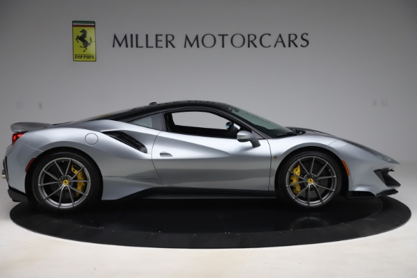 Used 2019 Ferrari 488 Pista for sale Sold at Alfa Romeo of Westport in Westport CT 06880 9