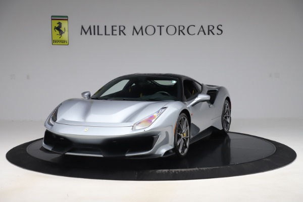 Used 2019 Ferrari 488 Pista for sale Sold at Alfa Romeo of Westport in Westport CT 06880 1