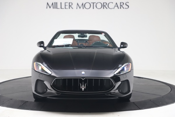 New 2019 Maserati GranTurismo Sport Convertible for sale $165,645 at Alfa Romeo of Westport in Westport CT 06880 12