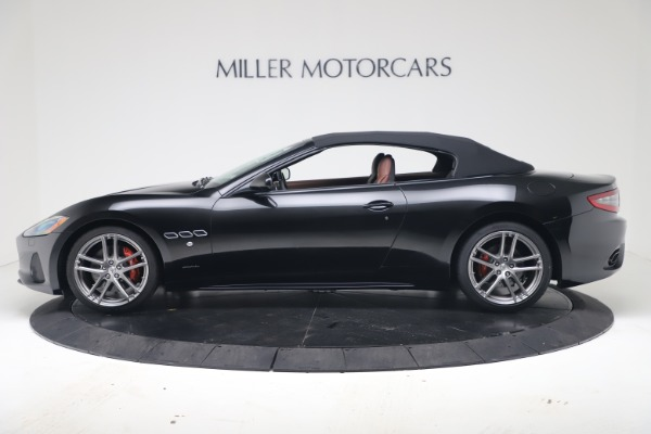 New 2019 Maserati GranTurismo Sport Convertible for sale $165,645 at Alfa Romeo of Westport in Westport CT 06880 14