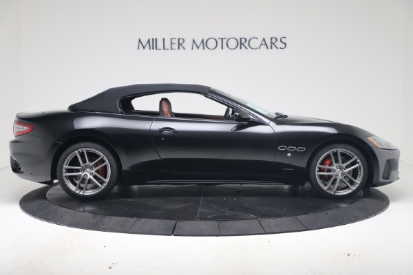 New 2019 Maserati GranTurismo Sport Convertible for sale $165,645 at Alfa Romeo of Westport in Westport CT 06880 17