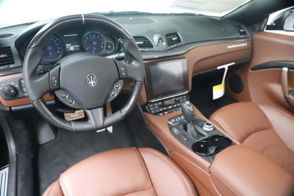 New 2019 Maserati GranTurismo Sport Convertible for sale $165,645 at Alfa Romeo of Westport in Westport CT 06880 19