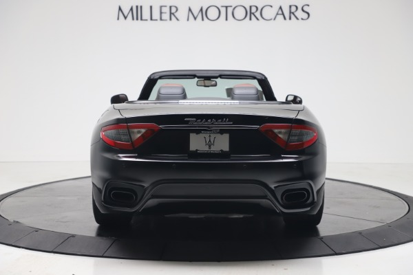 New 2019 Maserati GranTurismo Sport Convertible for sale $165,645 at Alfa Romeo of Westport in Westport CT 06880 6