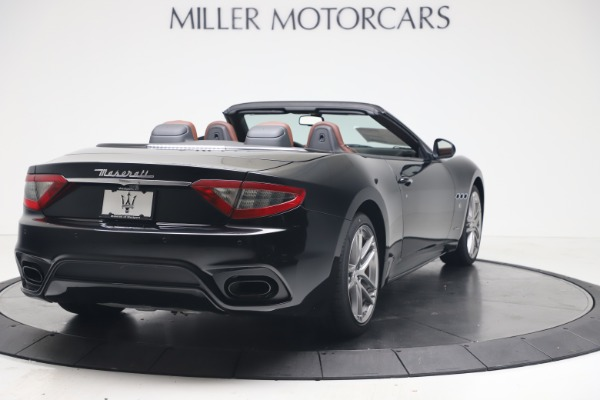 New 2019 Maserati GranTurismo Sport Convertible for sale $165,645 at Alfa Romeo of Westport in Westport CT 06880 7