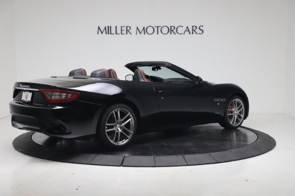 New 2019 Maserati GranTurismo Sport Convertible for sale $165,645 at Alfa Romeo of Westport in Westport CT 06880 8