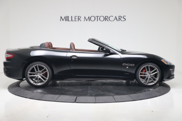 New 2019 Maserati GranTurismo Sport Convertible for sale $165,645 at Alfa Romeo of Westport in Westport CT 06880 9
