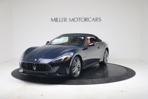 New 2019 Maserati GranTurismo Sport Convertible for sale $172,060 at Alfa Romeo of Westport in Westport CT 06880 13